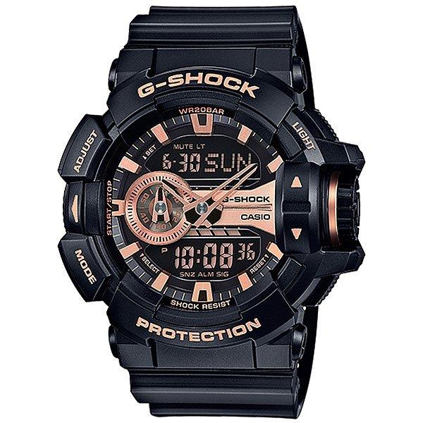 Электронные часы Casio G-Shock Ga-400gb-1a4 BlackУдаропрочные, функциональные наручные часы в спортивном дизайне выполнены из  полимерного пластика, а также обладают отличными техническими характеристиками.Технические характеристики: Автоматическая светодиодная подсветка.Ударопрочная конструкция защищает от ударов и вибрации.Функция мирового времени.Функция секундомера- 1/100 сек. - 24 часа.Таймер - 1/1 мин. - 1 час.5 ежедневных будильников.Включение/выключение звука кнопок.Функция колеса прокрутки.Функция перемещения стрелок.Автоматический календарь.12/24-часовое отображение времени.Минеральное стекло - прочное, устойчивое к царапинам минеральное стекло защищает часы от повреждений.Корпус из полимерного пластика.Ремешок из полимерного материала.Время работы аккумулятора - 3 года.Водонепроницаемость (20 Бар) до 200м.Точность +/- 15 секунд в месяц.<br><br>Цвет: черный<br>Тип: Электронные часы<br>Возраст: Взрослый<br>Пол: Мужской
