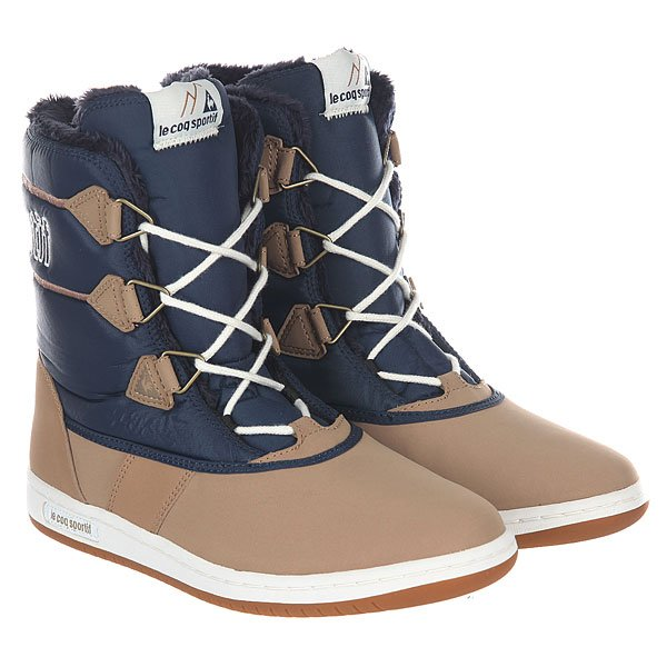 ������ ������ ������� Le Coq Sportif Sainteglace W Outdoor Tigers Eyes