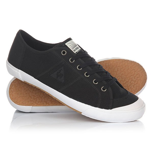 Кеды кроссовки низкие Le Coq Sportif Worker+ Cvs Black кеды кроссовки высокие le coq sportif portalet mid craft hvy cvs suede dress