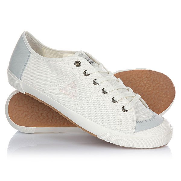 Кеды кроссовки низкие Le Coq Sportif Worker Cvs Marsh Mallow кеды кроссовки высокие le coq sportif portalet mid craft hvy cvs suede dress