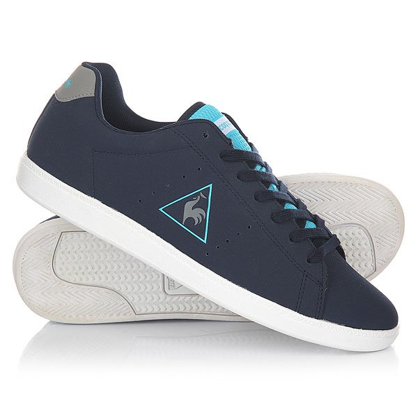 Кроссовки Le Coq Sportif Courtone Syn Nubuck Dress Blues
