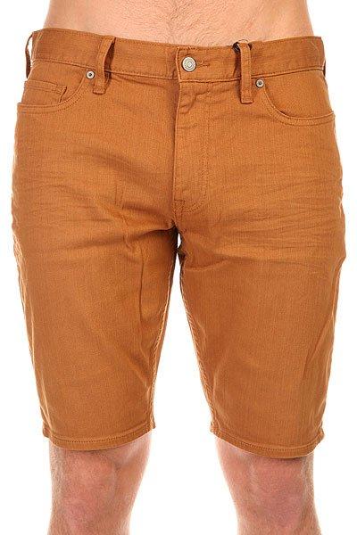 Шорты пляжные DC Colour Shorts WheatКлассические джинсовые шорты, без которых невозможно представить летний гардероб.Характеристики:Straight fit. 5 карманов. Вышитый логотип на заднем кармане.<br><br>Цвет: коричневый<br>Тип: Шорты классические<br>Возраст: Взрослый<br>Пол: Мужской
