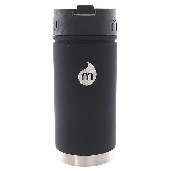 Термокружка Mizu V5 St Black Le Coffee Lid