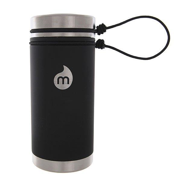 Термокружка Mizu V5 St Black Le Sst Lid N Rope LeashКомпактная кружка с отличной изоляцией подойдет для воды, чая или кофе, а практичная стальная крышка позволит взять кружку с собой на работу или в путешествие.Технические характеристики: Материал - пищевая нержавеющая сталь 18/8.Объем - 500 мл.Не содержит бисфенола (BPA Free).Теплоизоляционная стальная крышка на жгуте.Подходит для горячих и холодных напитков.Лаконичный дизайн с логотипом Mizu.<br><br>Цвет: черный<br>Тип: Термокружка