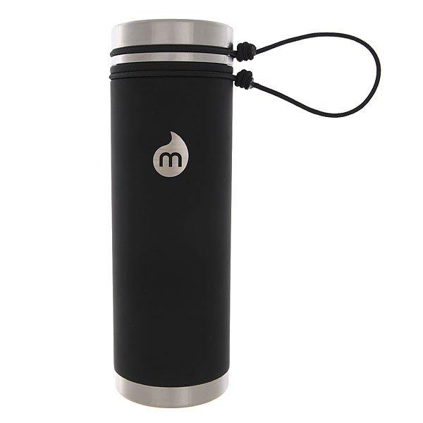 Термокружка Mizu V7 St Black Le Sst Lid N Rope LeashТермокружка с увеличенным объемом отлично подойдет для воды, чая или кофе, а практичная стальная крышка позволит взять кружку с собой на работу или в путешествие.Технические характеристики: Материал - пищевая нержавеющая сталь 18/8.Объем - 700 мл.Не содержит бисфенола (BPA Free).Теплоизоляционная стальная крышка на жгуте.Широкое горлышко.Вакуумная структура.Подходит для горячих или холодных напитков.Лаконичный дизайн с логотипом Mizu.<br><br>Цвет: черный<br>Тип: Термокружка