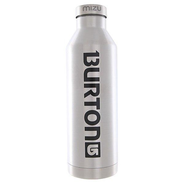 Бутылка для воды Mizu Burton V8 Lock Up Stainless Black Print