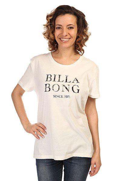 все цены на Футболка женская Billabong Gangsta Cool Wip