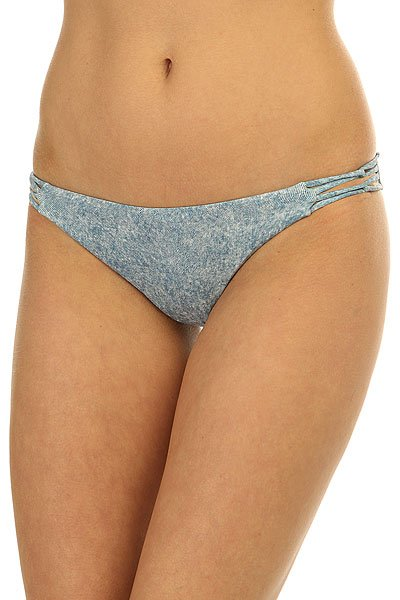 Трусы женские Billabong Tropic Denim Daze Denim