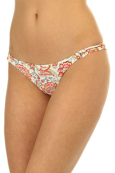 Плавки женские Billabong Tanga Bi-sid Paisley Multi плавки женские billabong tanga lina night multi