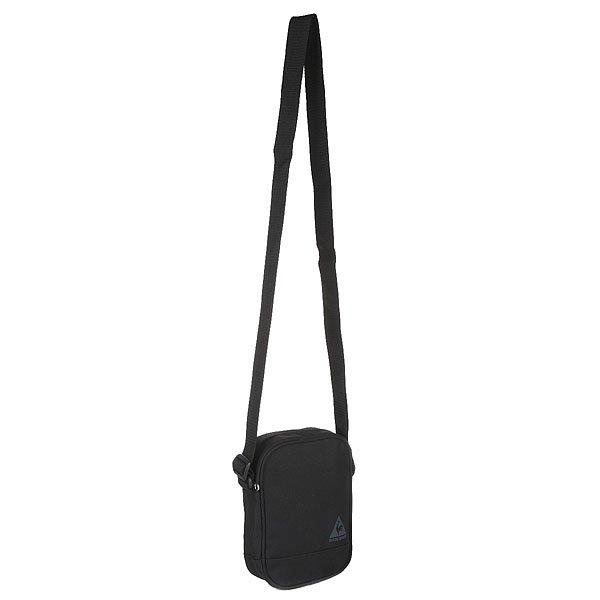 Сумка через плечо Le Coq Sportif Shoulder Pouch Bag Essentiel Black/Charc