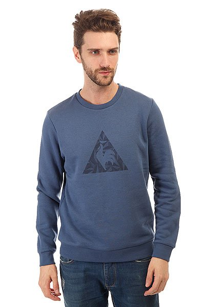 толстовка-классиче-ская-le-coq-sportif-acarina-crew-sweat-original-bleu-france