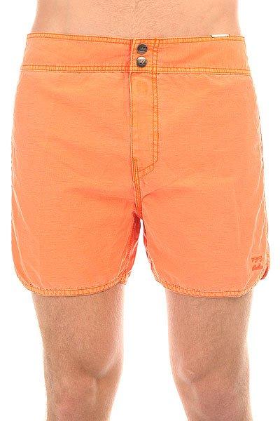 Шорты пляжные Billabong Kresson 15 Neo Orange<br><br>Цвет: оранжевый<br>Тип: Шорты пляжные<br>Возраст: Взрослый<br>Пол: Мужской