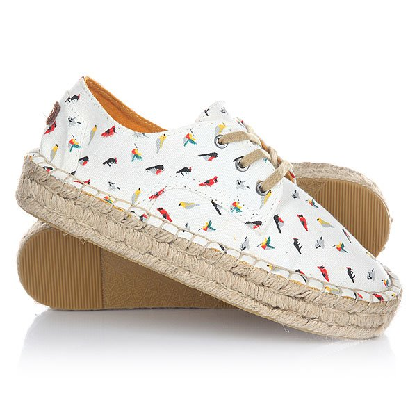 ���������� ������� Paez Fire Flatform Laced-Up Birds