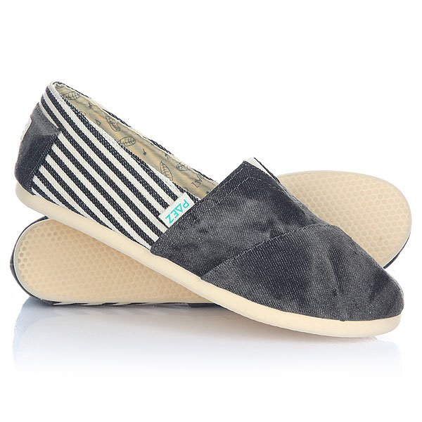 ���������� Paez New Classic Eva Black Washed Denim-0080