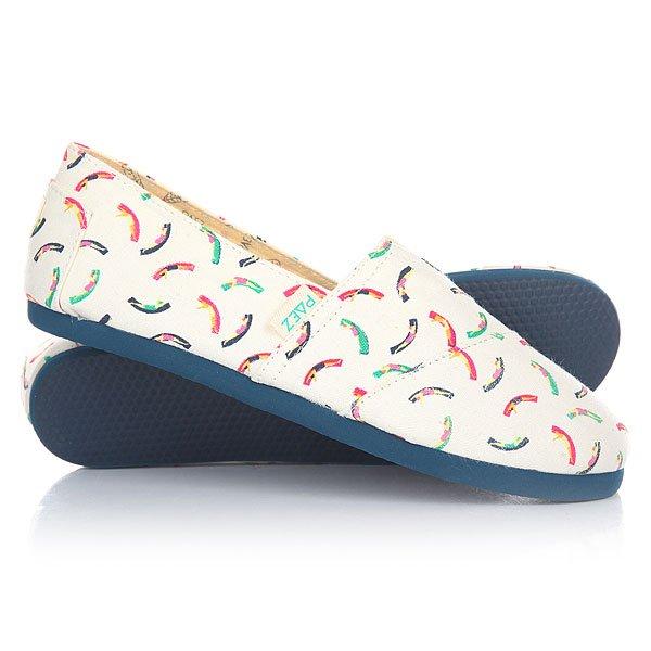 Эспадрильи женские Paez New Classic Eva Nadadoras New-0012Удобная и легкая обувь на лето от аргентинского производителя - Paez. Стильные и качественные эспадрильи, с ортопедической стелькой, будут уместны при любой обстановке и станут отличным дополнением к Вашему гардеробу. Такая обувь отлично подойдет и для городских прогулок и для похода на пляж. Эспадрильи очень быстро сохнут и устойчивы к загрязнениям, что делает их универсальной обувью для всех!Характеристики:Быстро высыхают от влаги. Устойчивы к загрязнениям. Удобно снимаются и одеваются: вшитые резинки по бокам. Прочная отделка и качественные материалы.Удобная ортопедическая стелька из кожи с супинатором для поддержания свода стопы. Перфорация кожаной стельки обеспечивает дополнительную вентиляцию для Ваших ног. Двойная строчка с использованием прочной капроновой нити.Оплетка джутом.<br><br>Тип: Эспадрильи<br>Возраст: Взрослый<br>Пол: Женский