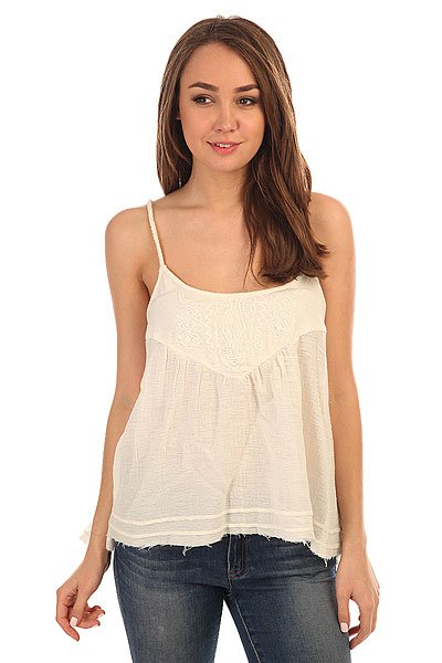 Топ женский Billabong Easy Looker Tank Off Black чемодан большой l vip collection travel 808 pc 28 808 pc 28 d grey