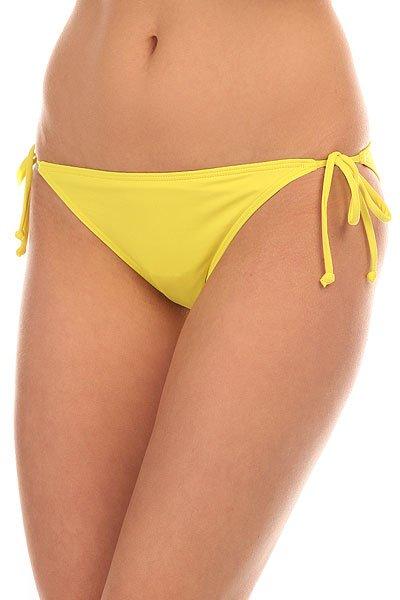 Плавки женские Billabong Slim Pt Sol Searcher Yellow Fluo