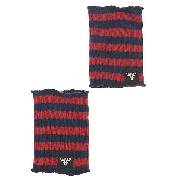 Напульсники Fallen Rib Wristband Navy/Oxb<br><br>Цвет: красный,синий<br>Тип: Напульсники<br>Возраст: Взрослый<br>Пол: Мужской