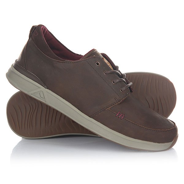 Кроссовки Reef Rover Low Fgl Chocolate