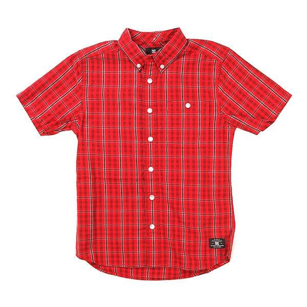 Рубашка в клетку детская DC Atura 2 Atura Formula рубашка в клетку dc atura 5 black