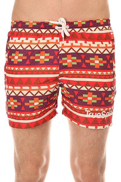 Шорты классические TrueSpin Scalp Shorts Multi<br><br>Цвет: мультиколор<br>Тип: Шорты пляжные<br>Возраст: Взрослый<br>Пол: Мужской