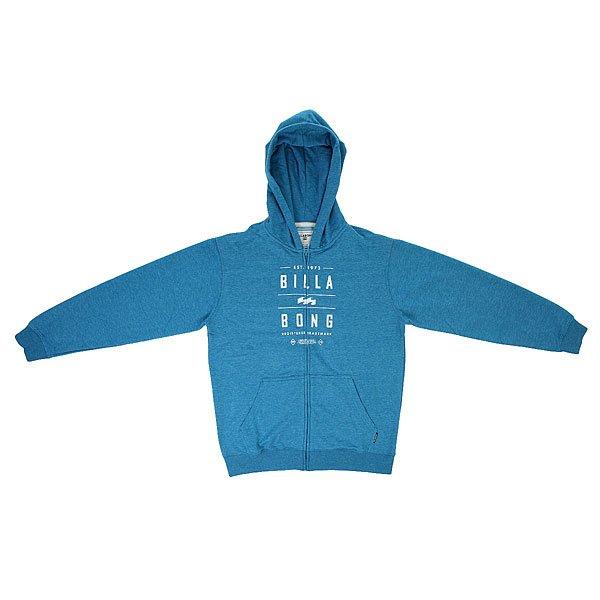 Толстовка классическая детская Billabong Mast Royal<br><br>Цвет: синий<br>Тип: Толстовка классическая<br>Возраст: Детский