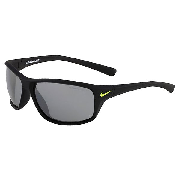 Очки Nike Optics Adrenaline Matte Black/Grey /Silver Flash Lens