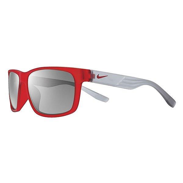 Очки Nike Optics Cruiser Team Matte Crystal Team Challenge Red/ Base Grey/ Grey /Silver Flash Lens