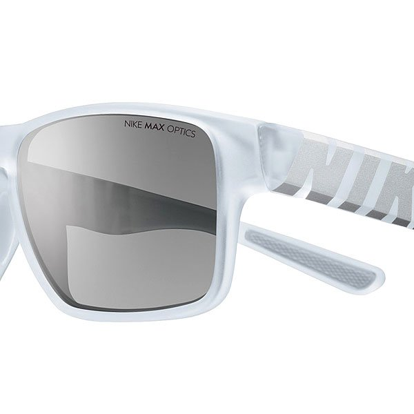 Очки Nike Optics Mojo R Matte Crystal Clear/Metallic Silver Smoke /Super Silver Flash Lens