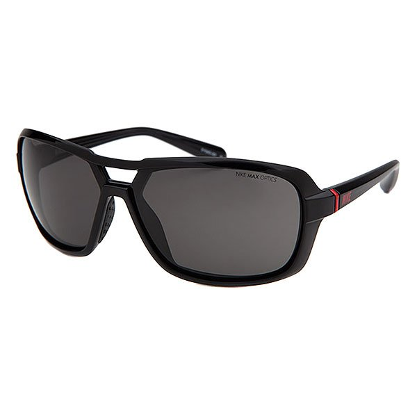 Очки Nike Optics Racer Black Grey Lens