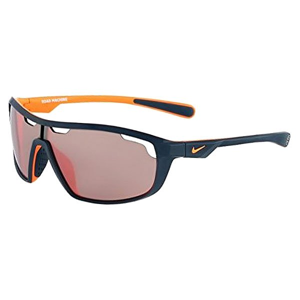 Очки Nike Optics Road Machine E Night Factor/Atomic Orange + Max Speed Tint Lens  цены