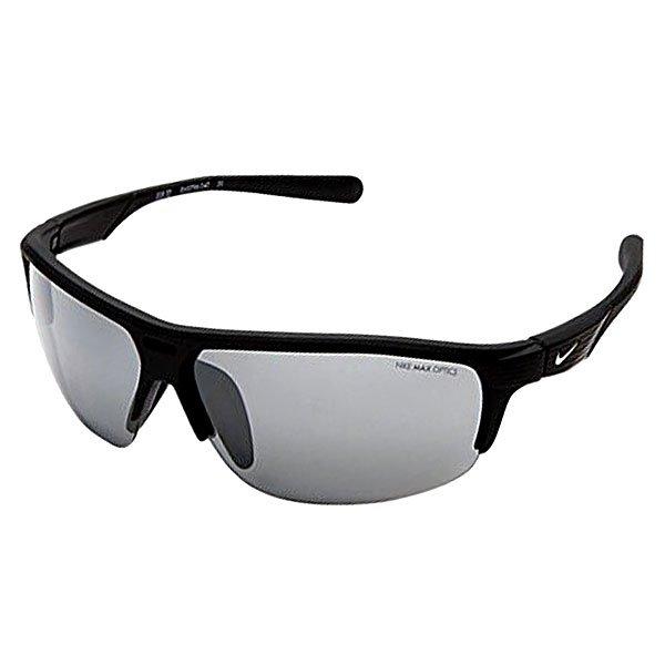 Очки Nike Optics Run X2 Matte Black/ Grey /Silver Flash LensЭргономичные солнцезащитные очки в легкой спортивной оправе из облегченного нейлона с линзами Nike Max Optics.Технические характеристики: Легкий нейлоновый каркас для комфорта, гибкости и долговечности.Объемные линзы для максимального охвата.Петли Cam-action.100% защиты от УФ-лучей.Регулируемая и вентилируемая переносица.Технология Nike Max Optics - это передовое высокоточное оптическое решение для спортсменов. В сочетании с фотохромной технологией Transitions эти линзы способны адаптироваться к различным условиям спортивной деятельности и к изменениям освещения. Идеальные линзы для самых высоких спортивных результатов.Логотип Nike.Ширина оправы 15 см, длина дужки 13 см, высота оправы 4,7 см.<br><br>Цвет: черный<br>Тип: Очки<br>Возраст: Взрослый<br>Пол: Мужской