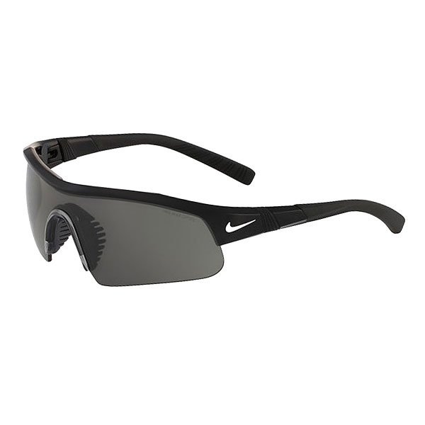 Очки Nike Optics Show X1 Black + Grey/Orange Blaze Lens