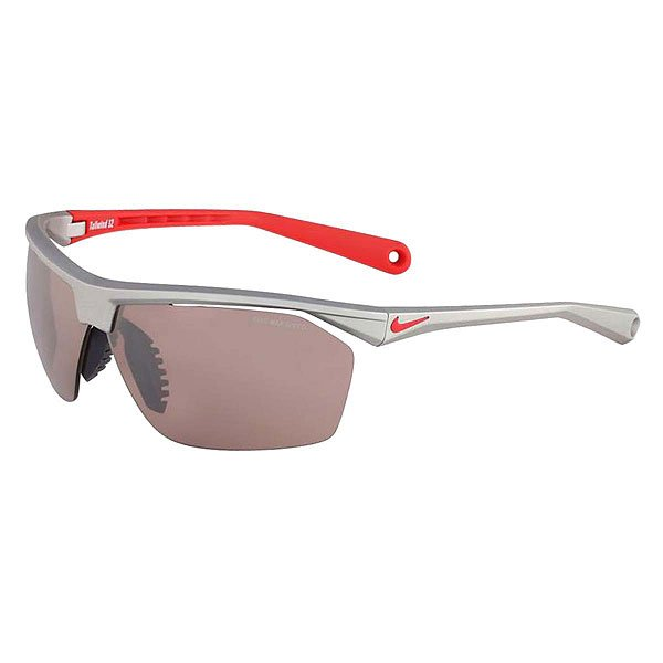 Очки Nike Optics Tailwind12 E Matte Platinum/Hyper Red/Max Speed Tint Lens