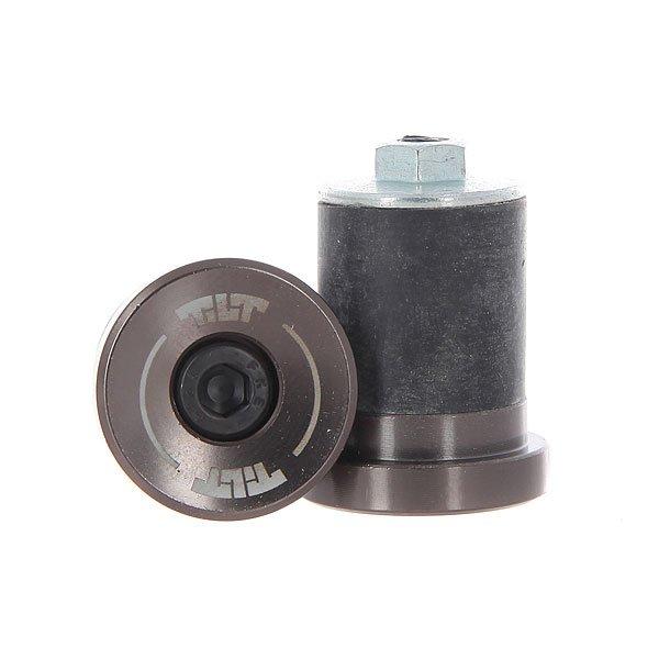 Заглушка на грипсы Tilt Beacon 22 Bar Ends small GrayАлюминиевые заглушки для руля уменьшенного размера.Технические характеристики: Заглушки изготовлены из прочного алюминия 7075-T6.Логотип Tilt.<br><br>Цвет: серый,черный<br>Тип: Заглушка на грипсы