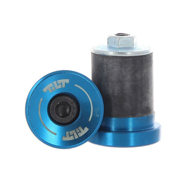 Заглушка на грипсы Tilt Beacon 22 Bar Ends small BlueАлюминиевые заглушки для руля уменьшенного размера.Технические характеристики: Заглушки изготовлены из прочного алюминия 7075-T6.Логотип Tilt.<br><br>Цвет: голубой,черный<br>Тип: Заглушка на грипсы