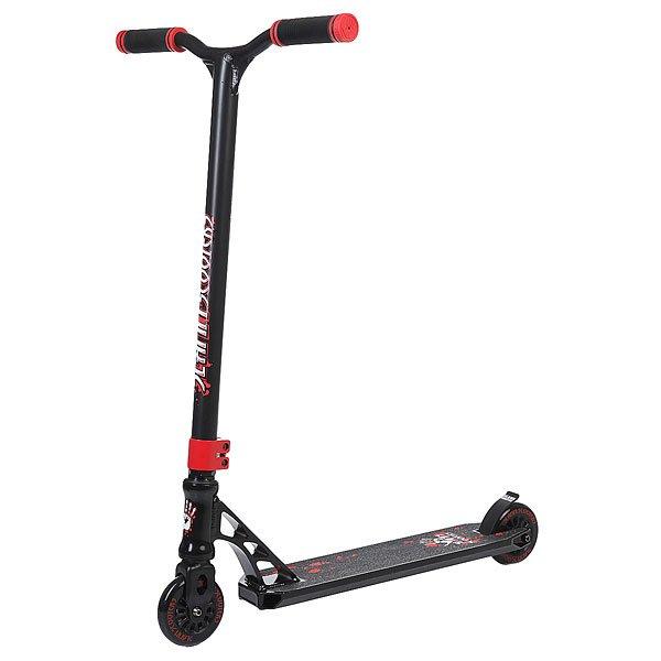 Самокат Slamm Scooters Urban V Red