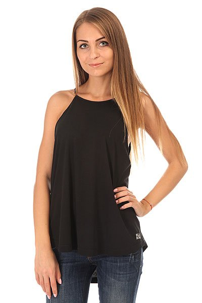 Майка женская Billabong Essential Tank Point Black