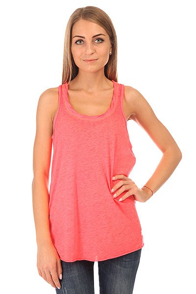 Майка женская Billabong Essential Tt Neon Coral