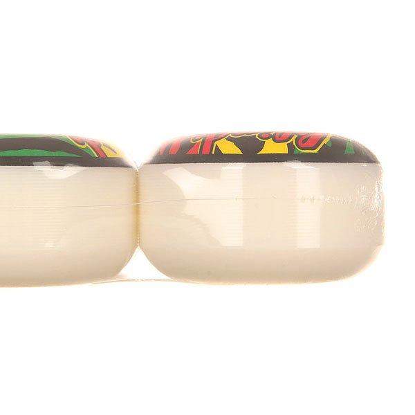 Колеса для скейтборда для скейтборда Blind Athletic Skin White/Rasta 99A 52 mm от Proskater