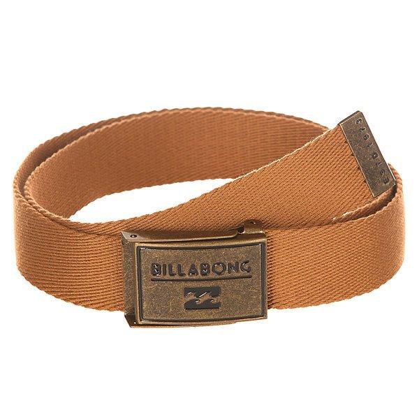 Ремень Billabong Sergeant Cinnamon
