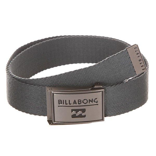 Ремень Billabong Sergeant Charcoal