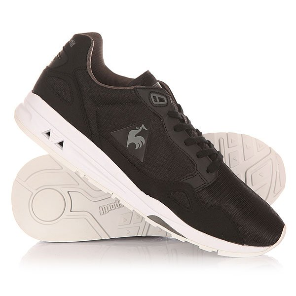 Кроссовки Le Coq Sportif Lcs R900 Black used in good condition allen bradley panelview c400 2711c t4t ser a with free dhl ems