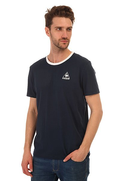 Футболка Le Coq Sportif Javelot N 2 Tee Dress Blues