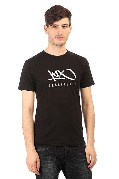 Футболка K1X Hardwood Tee Black<br><br>Цвет: черный<br>Тип: Футболка<br>Возраст: Взрослый<br>Пол: Мужской
