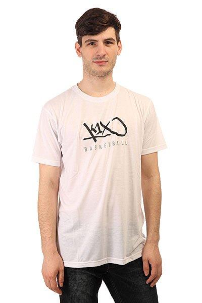 Футболка K1X Hardwood Tee White<br><br>Цвет: белый<br>Тип: Футболка<br>Возраст: Взрослый<br>Пол: Мужской