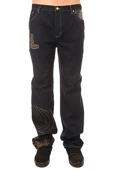 Джинсы широкие K1X Lucy In The Sky Fitted Baggy Jeans Blue
