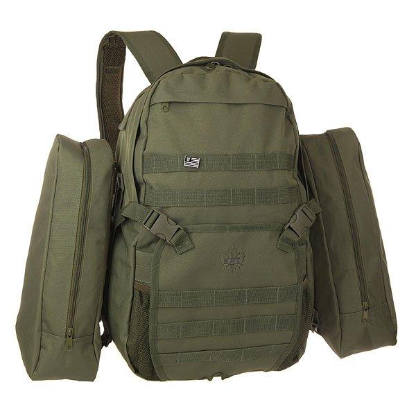 Рюкзак городской K1X On A Mission Backpack GreenУниверсальный рюкзак - самый удобный аксессуар для людей ведущих активный образ жизни! Характеристики:Основное отделение с застежкой на молнию. Модель с двумя удобными регулируемыми лямками и удобной ручкой для переноски. Также предусмотрены два внешних боковых кармана на молнии.<br><br>Цвет: зеленый<br>Тип: Рюкзак городской<br>Возраст: Взрослый