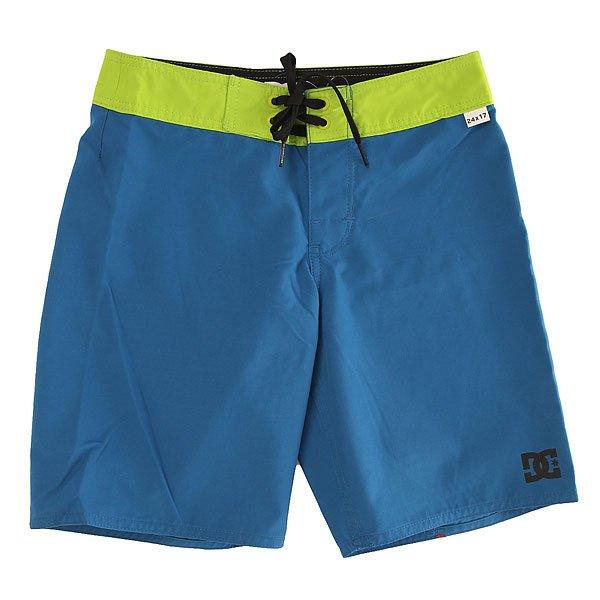 Шорты пляжные детские DC Trip Hoppin Snorkel Blue<br><br>Цвет: синий<br>Тип: Шорты пляжные<br>Возраст: Детский