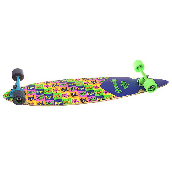 Лонгборд Dusters Grateful Dead Bears Longboard Multi 9.5 x 42 (106.7 см) недорого
